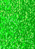 Priorità bassa astratta - caos verde Fotografie Stock Libere da Diritti