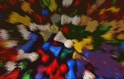 Priorità bassa astratta Colourful immagini stock
