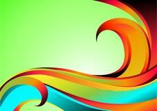 Priorità bassa astratta Colourful Immagine Stock Libera da Diritti