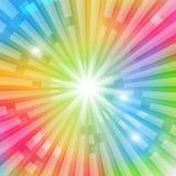 Priorità bassa astratta Colourful illustrazione vettoriale