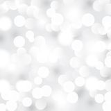 Priorità bassa astratta d'argento chiara Fotografia Stock Libera da Diritti