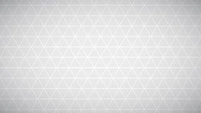 Priorità bassa astratta dei triangoli Fotografia Stock