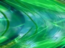 Priorità bassa astratta del aquamarine Fotografia Stock