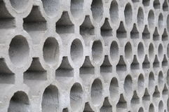 priorità bassa astratta del cemento 3D Fotografia Stock Libera da Diritti