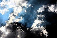 Priorità bassa astratta del cielo Fotografie Stock