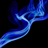 Priorità bassa astratta del fumo Fotografia Stock Libera da Diritti