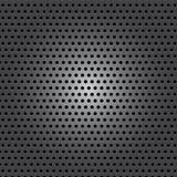 Priorità bassa astratta del metallo Illustrazione di vettore Fotografie Stock Libere da Diritti