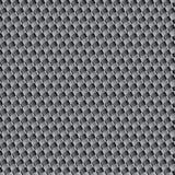 Priorità bassa astratta del metallo Illustrazione di vettore Fotografia Stock