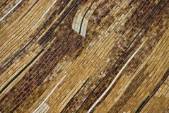 Priorità bassa astratta del mosaico, facciata del mattone Immagini Stock Libere da Diritti