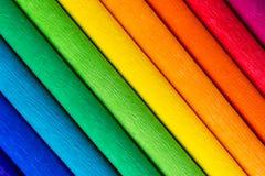 Priorità bassa astratta del Rainbow Fotografia Stock Libera da Diritti