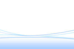 Priorità bassa astratta dell'acqua Fotografia Stock Libera da Diritti