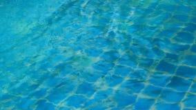 Priorità bassa astratta dell'acqua stock footage