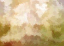 Priorità bassa astratta dell'acquerello Fotografia Stock