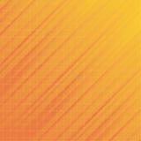 Priorità bassa astratta dell'indicatore luminoso arancione Immagini Stock Libere da Diritti