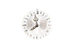 Priorità bassa astratta dell'orologio Fotografia Stock Libera da Diritti