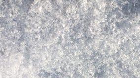 Priorità bassa astratta della neve Fotografie Stock Libere da Diritti