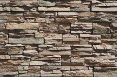 Priorità bassa astratta della parete della roccia Immagine Stock