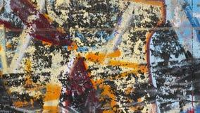 Priorità bassa astratta della vernice Fotografie Stock
