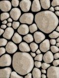 Priorità bassa astratta delle pareti di pietra Immagini Stock