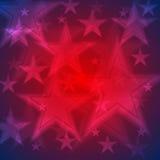 Priorità bassa astratta delle stelle royalty illustrazione gratis