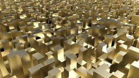 Priorità bassa astratta di architettura Immagine Stock
