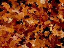 Priorità bassa astratta di autunno illustrazione di stock