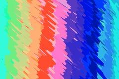 Priorità bassa astratta di colore Fotografia Stock