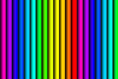 Priorità bassa astratta di colore del Rainbow Fotografia Stock Libera da Diritti
