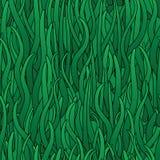 Priorità bassa astratta di erba verde Fotografia Stock Libera da Diritti