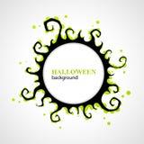Priorità bassa astratta di Halloween Immagini Stock Libere da Diritti