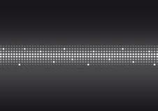 Priorità bassa astratta di struttura del pixel Immagini Stock
