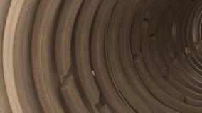 priorità bassa astratta geometrica 3d fotografia stock