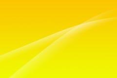 Priorità bassa astratta gialla Immagine Stock Libera da Diritti