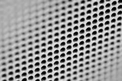Priorità bassa astratta - griglia di ventilazione Fotografie Stock Libere da Diritti