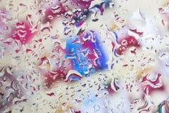 Priorità bassa astratta multicolore fotografie stock