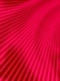 Priorità bassa astratta ondulata rossa Fotografie Stock