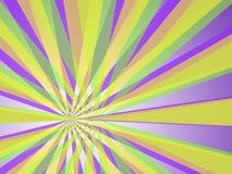 Priorità bassa astratta psichedelica di struttura Immagine Stock