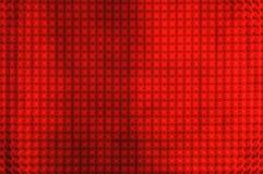 Priorità bassa astratta rossa Fotografia Stock