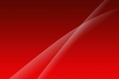 Priorità bassa astratta rossa Fotografia Stock Libera da Diritti