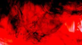 Priorità bassa astratta rossa e nera immagini stock libere da diritti
