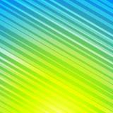 Priorità bassa astratta in tonalità di verde Tonalità fresche di estate dei colori Fotografia Stock