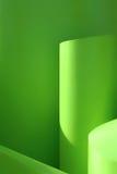 Priorità bassa astratta verde Immagini Stock