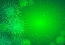 Priorità bassa astratta verde immagine stock libera da diritti