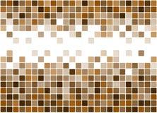 Priorità bassa beige coperta di tegoli Immagini Stock Libere da Diritti