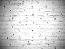 Priorità bassa bianca del muro di mattoni Immagini Stock Libere da Diritti