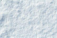 Priorità bassa bianca della neve Fotografia Stock Libera da Diritti