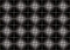 Priorità bassa bianca nera semplice Fotografia Stock