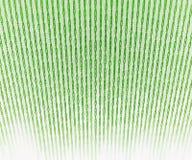 Priorità bassa binaria verde della tabella illustrazione di stock