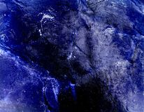 Priorità bassa blu. Fotografie Stock