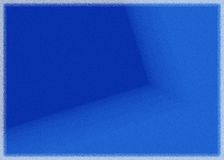 Priorità bassa blu Immagine Stock